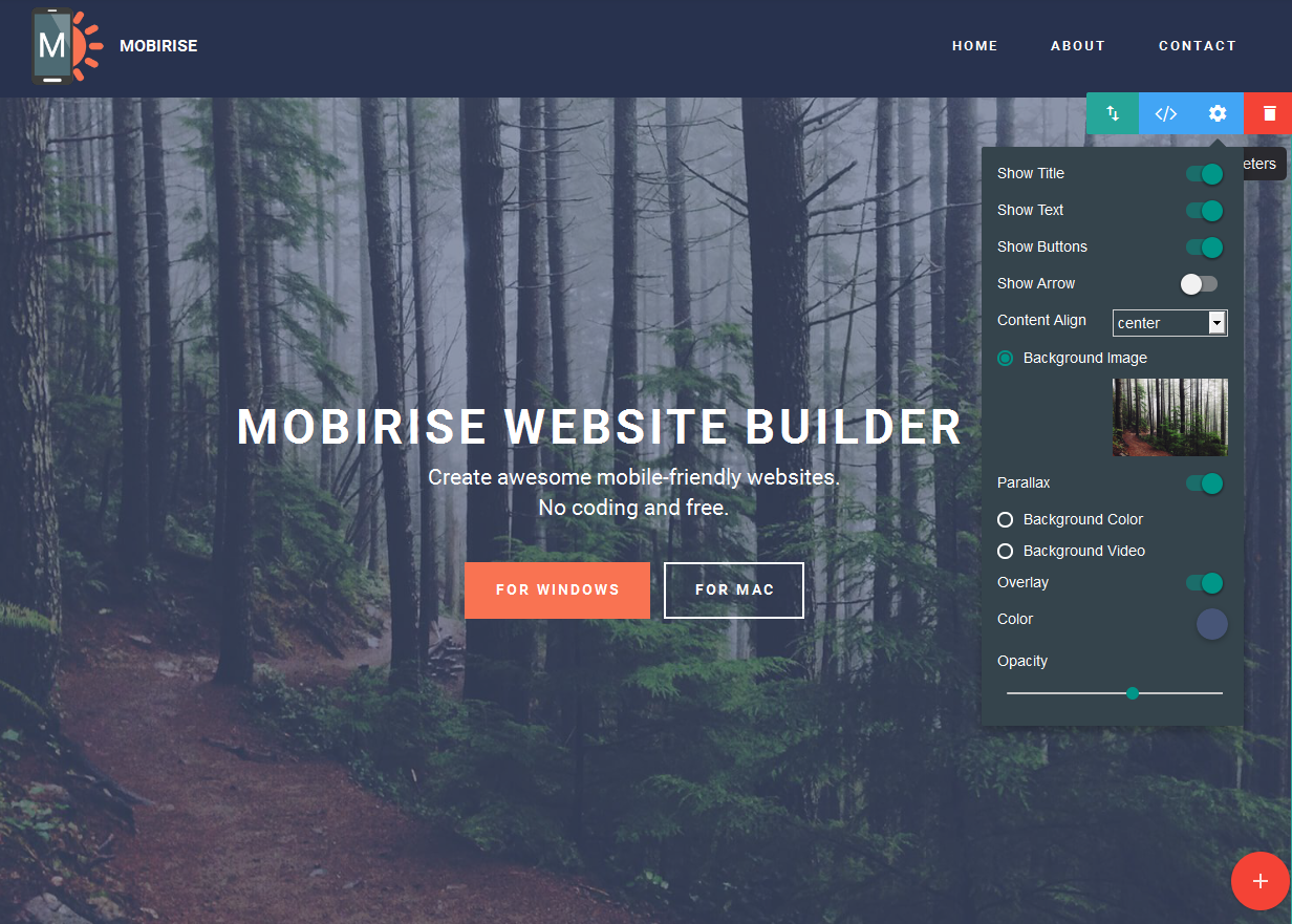 Modern web building now has to do with responsive website builders as a main benchmark.