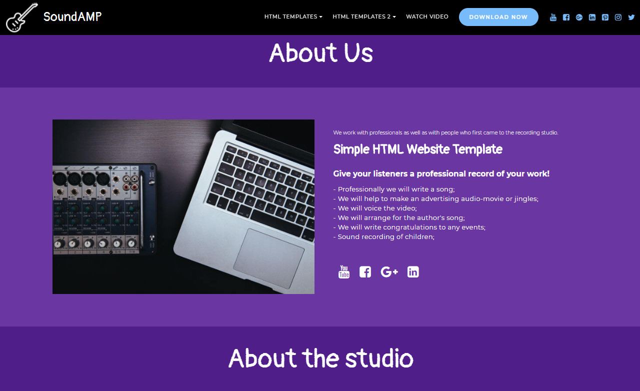Web Design Html Templates That Stand Out From Others