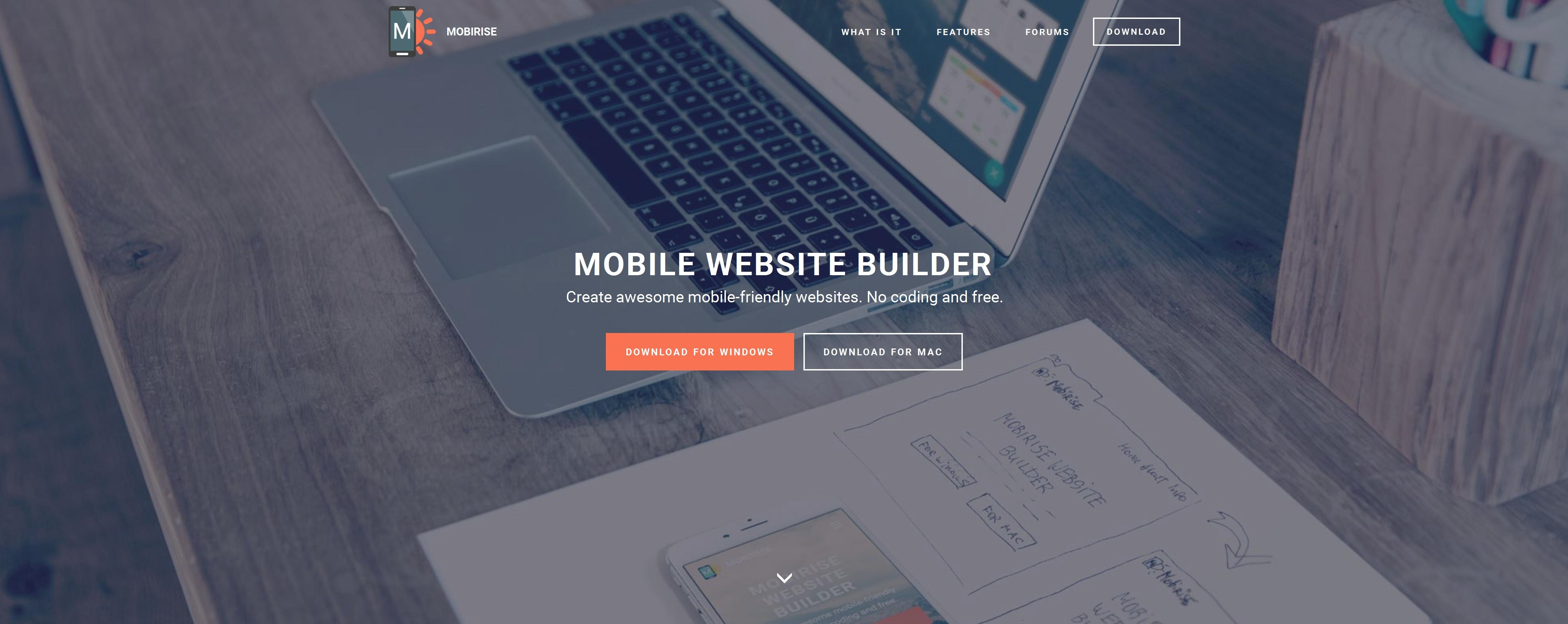 Best Mobile Website Builder