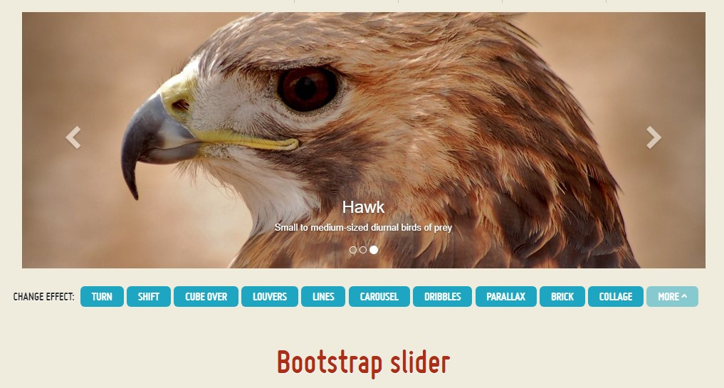 Bootstrap Slider Range