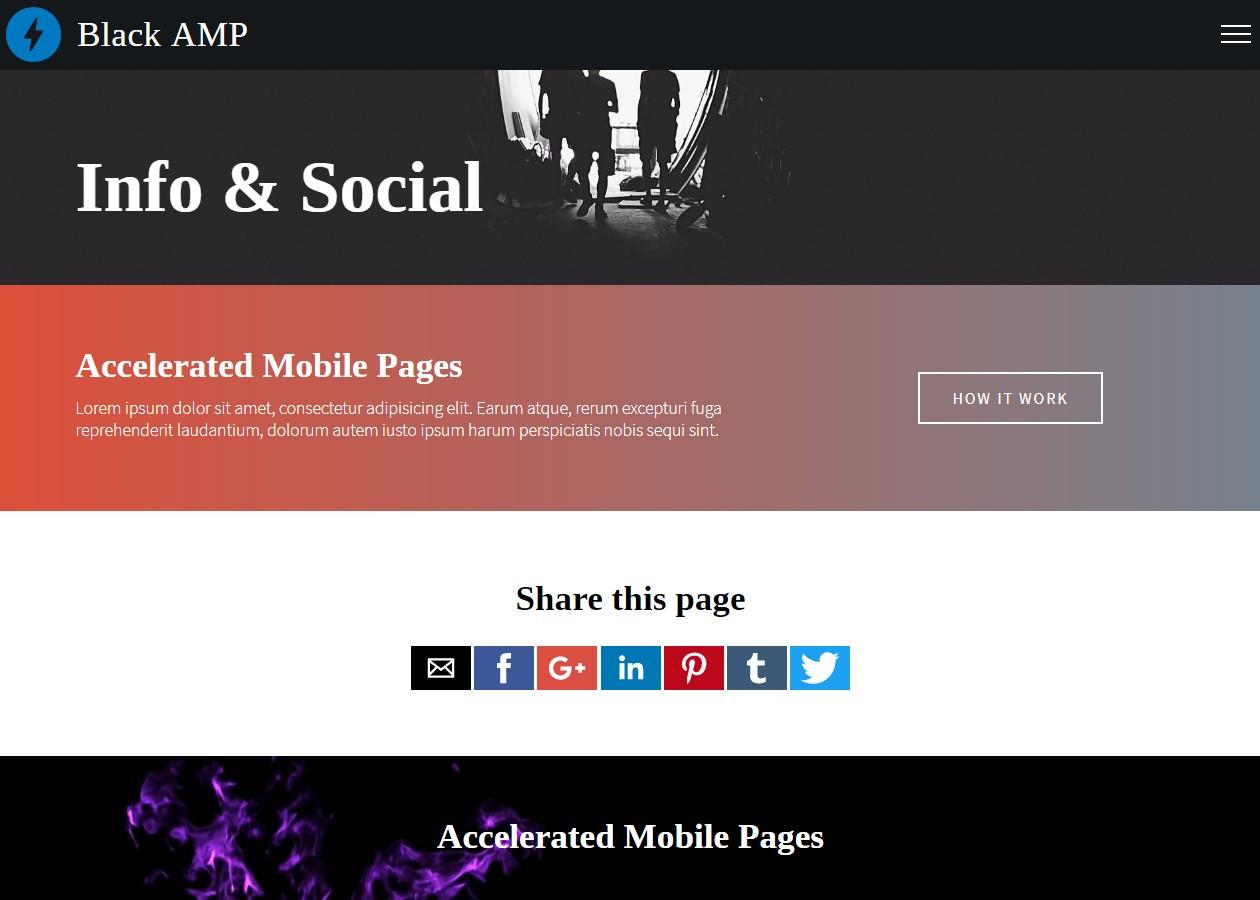 HTML Portfolio Templates