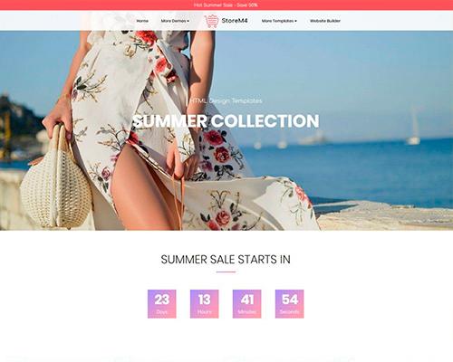 Web Design HTML Templates