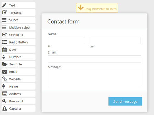 Formoid: easiest form generator